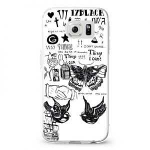 1D harry style tattoos Design Cases iPhone, iPod, Samsung Galaxy
