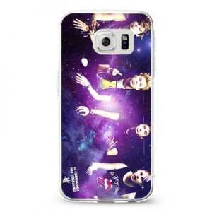 5 second of summer 5 SOS galaxy nebula purple Design Cases iPhone, iPod, Samsung Galaxy