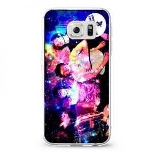 5 second of summer galaxy nebula Design Cases iPhone, iPod