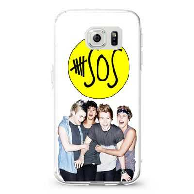 5 sos 2 Design Cases iPhone, iPod, Samsung Galaxy