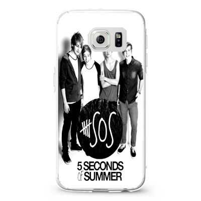 5 sos1 Design Cases iPhone, iPod, Samsung Galaxy