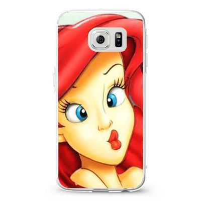 Ariel's Fishy Face Design Cases iPhone, iPod, Samsung Galaxy