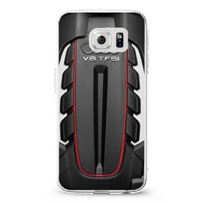Audi S6 Engine Design Cases iPhone, iPod, Samsung Galaxy