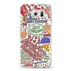 Austin Mahone Collage Design Cases iPhone, iPod, Samsung Galaxy