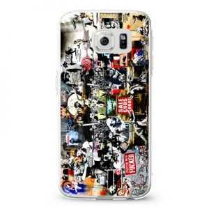 Banksy Tribute Design Cases iPhone, iPod, Samsung Galaxy
