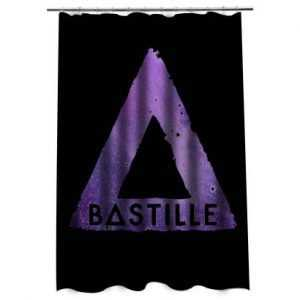 Bastille band Shower Curtain