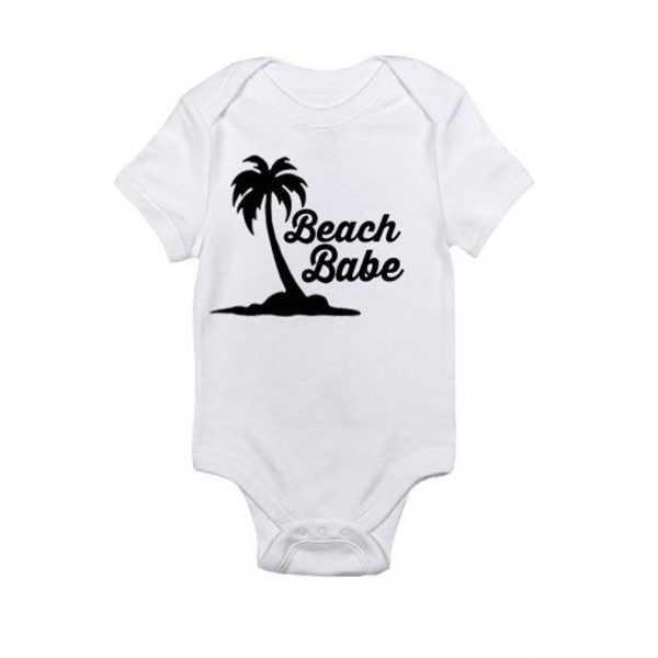 Beach BabeBaby Onesie