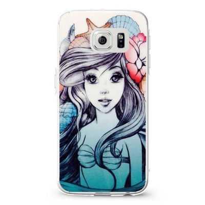 Beautifull Ariel little mermaid Design Cases iPhone, iPod, Samsung Galaxy