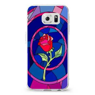 Beauty and Beast rose glass Design Cases iPhone, iPod, Samsung Galaxy