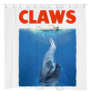CLAWS SlothShower Curtain