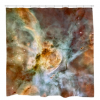 Carina Nebula Close-Up Shower Curtain