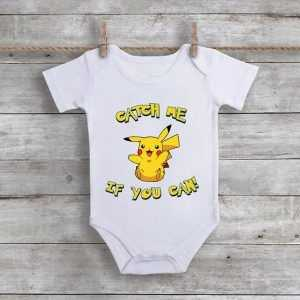 Catch Me If You Can Baby Onesie