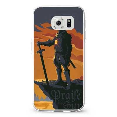 Dark Souls Solaire of Astora Sparkly Design Cases iPhone, iPod, Samsung Galaxy