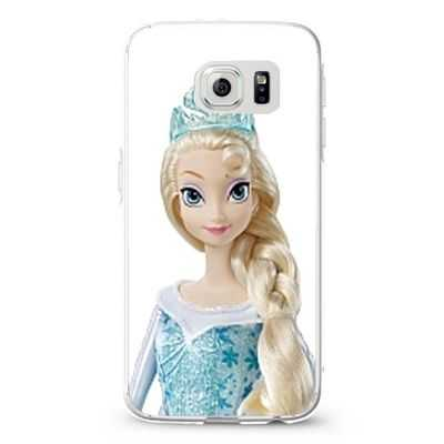 Disney Frozen Princess Little Elsa Design Cases iPhone, iPod, Samsung Galaxy