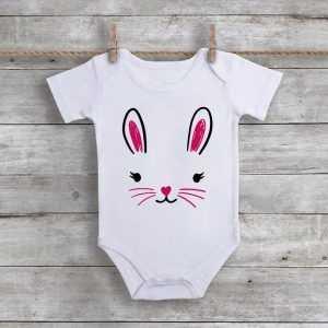 Easter BunnyBaby Onesie
