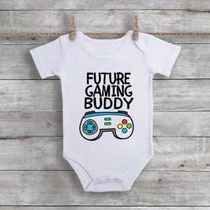 Future Gaming Baby Onesie
