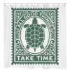 Good Things TurtleShower Curtain