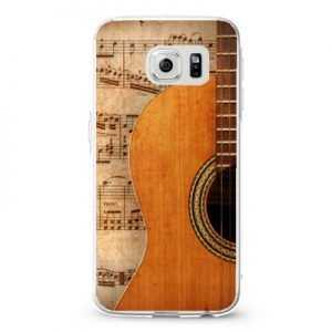 Guitar And Note Design Cases iPhone, iPod, Samsung Galaxy