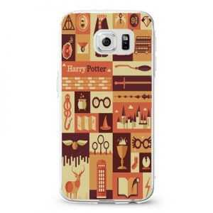 Harry Potter Collage Art Design Cases iPhone, iPod, Samsung Galaxy