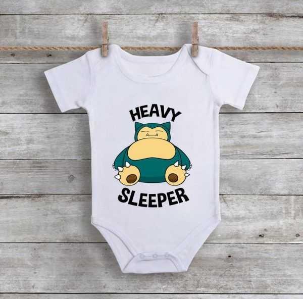 Heavy SleeperBaby Onesie