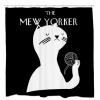 Mew YorkerShower Curtain