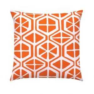 Orange Pillow Case