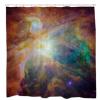 Orion Nebula MasterpieceShower Curtain