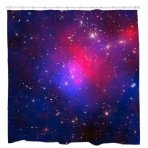 Pandora's ClusterShower Curtain