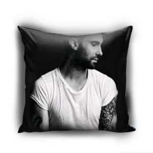Personalized Adam Levine Maroon 5 Pillow Case
