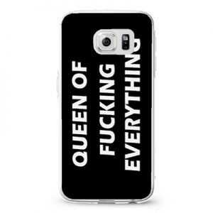 Queen of Fucking Everything inspired Design Cases iPhone, iPod, Samsung Galaxy