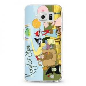 Regular Show Cartoon Design Cases iPhone, iPod, Samsung Galaxy