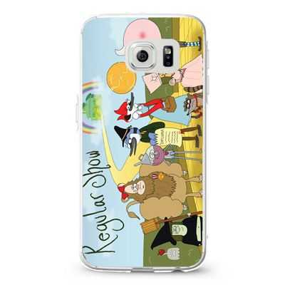 Regular Show Cartoon Design Cases Iphone Ipod Samsung Galaxy