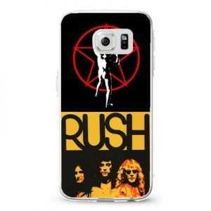 Rush Band Design Cases iPhone, iPod, Samsung Galaxy