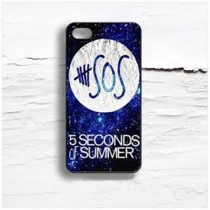 5sos Design Cases iPhone, iPod, Samsung Galaxy