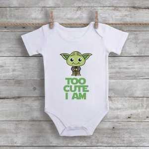 Star Wars YodaBaby Onesie