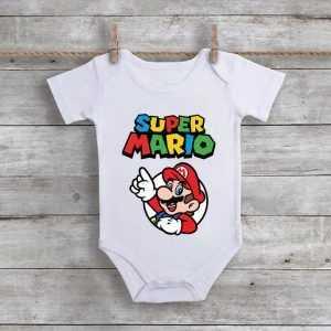Super MarioBaby Onesie