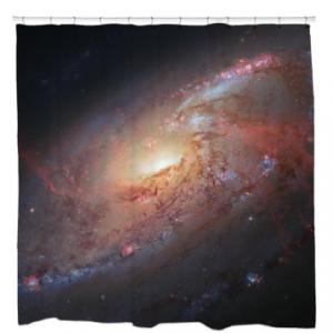 Supermassive Black HoleShower Curtain