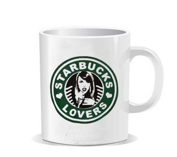 Taylor swift starbucks lovers Ceramic Mug