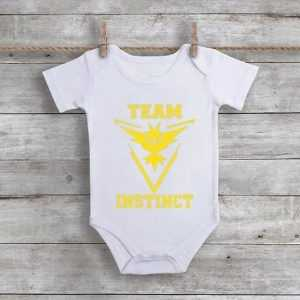 Team Instinct Baby Onesie