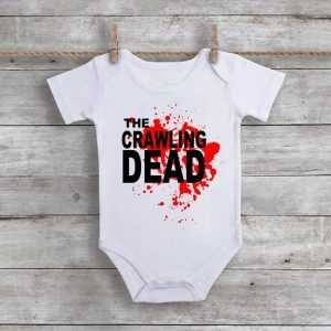 The Crawling Dead Baby Onesie
