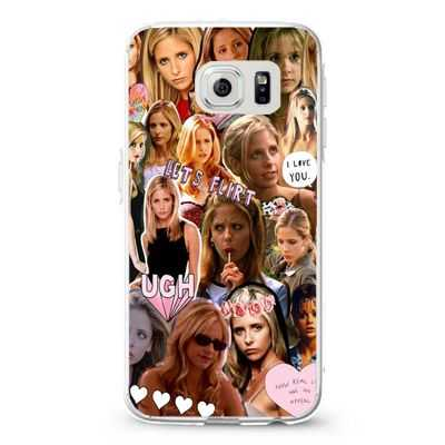 Buffy collage Design Cases iPhone, iPod, Samsung Galaxy