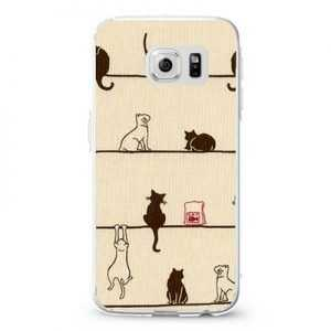 Cat hang in Design Cases iPhone, iPod, Samsung Galaxy