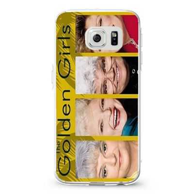 Golden girl Design Cases iPhone, iPod, Samsung Galaxy