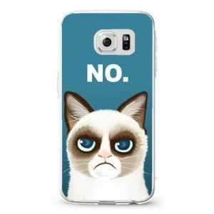 Grumpy cat no Design Cases iPhone, iPod, Samsung Galaxy