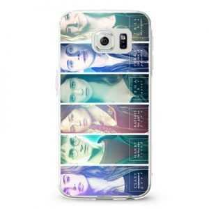 Harry potter The Hunger Games Design Cases iPhone, iPod, Samsung Galaxy
