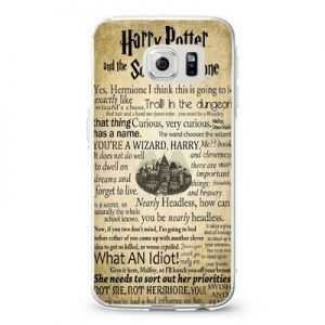Harry potter socceres stone Design Cases iPhone, iPod, Samsung Galaxy