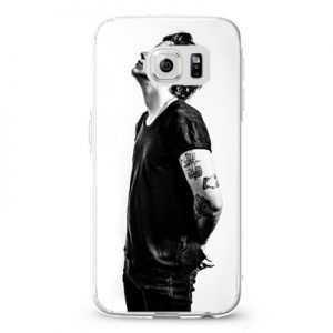 Harry style black Design Cases iPhone, iPod, Samsung Galaxy