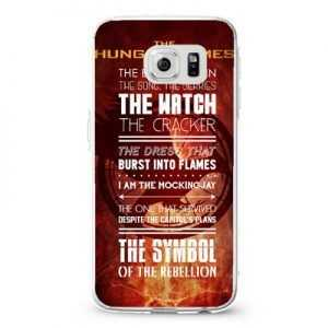 Quote caching fire Design Cases iPhone, iPod, Samsung Galaxy