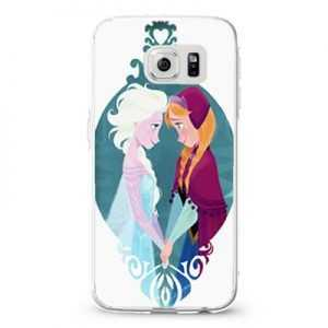 Disney Princess Elsa Anna Frozen New artwork Design Cases iPhone, iPod, Samsung Galaxy