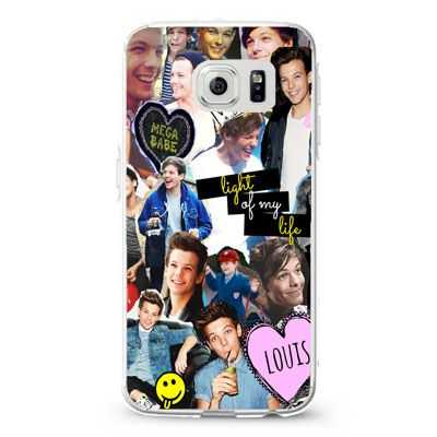 Louis Tomlinson collage Design Cases iPhone, iPod, Samsung Galaxy
